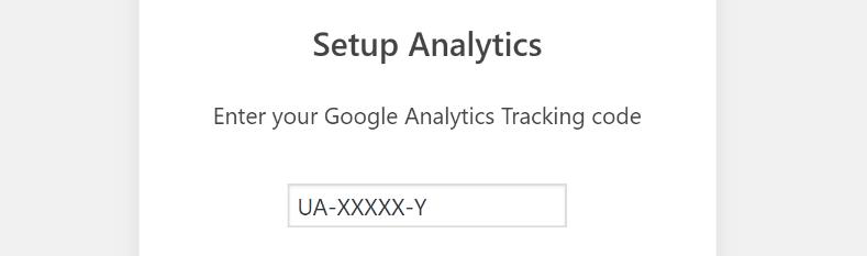 Integrating Google Analytics with the WordPress AMP plugin.