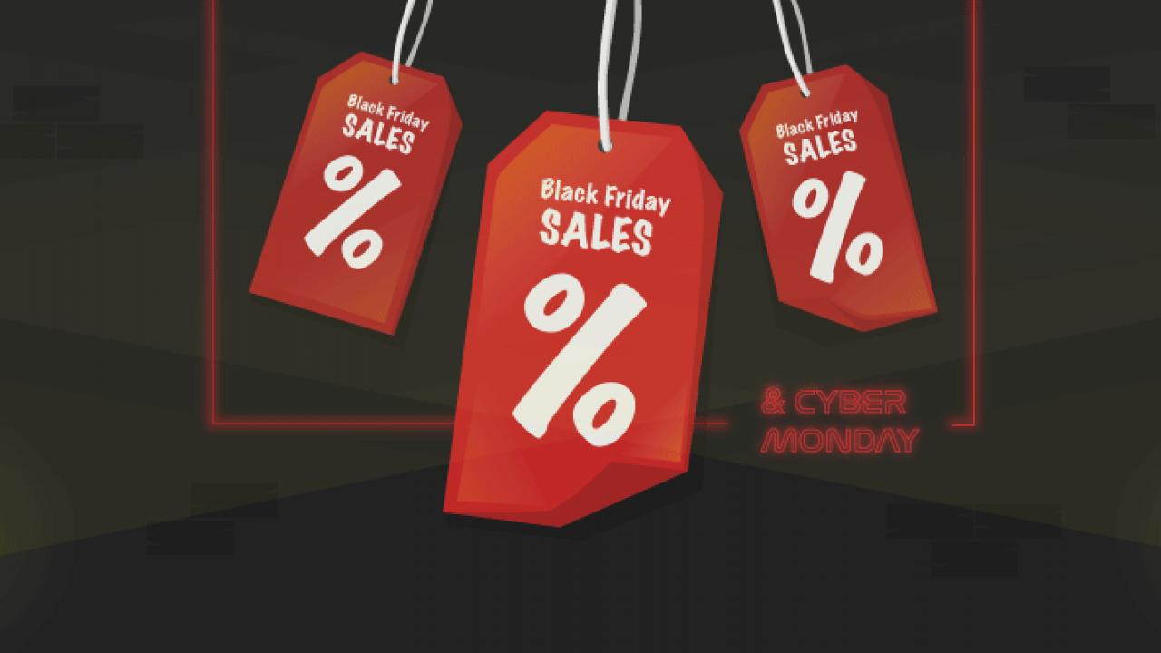 Best Black Friday Cyber Monday Web Hosting Deals 2019