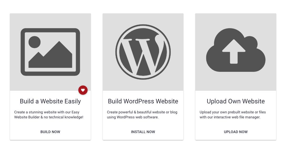Screenshot of WordPress setup with 000webhost.com