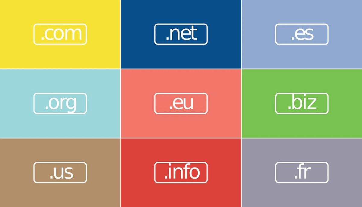 Domain names examples