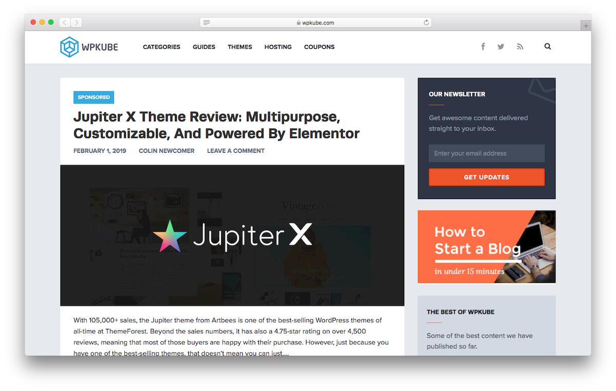 Learn WordPress from WPKube
