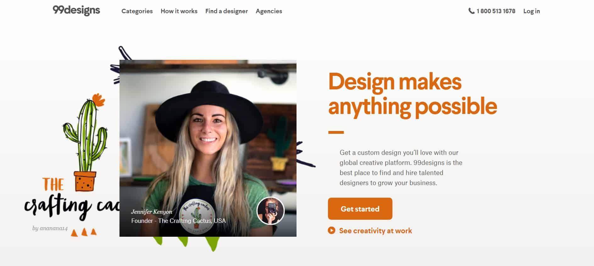 freelance jobs on 99designs