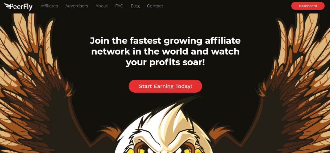 peerfly affiliate marketing program