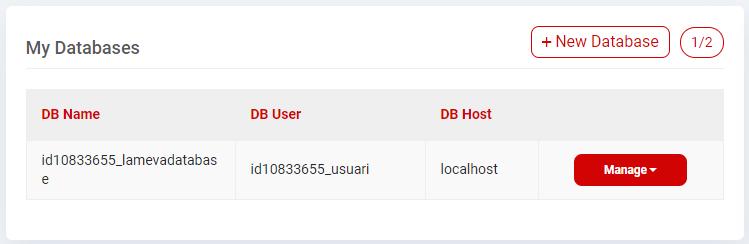 database_webhost