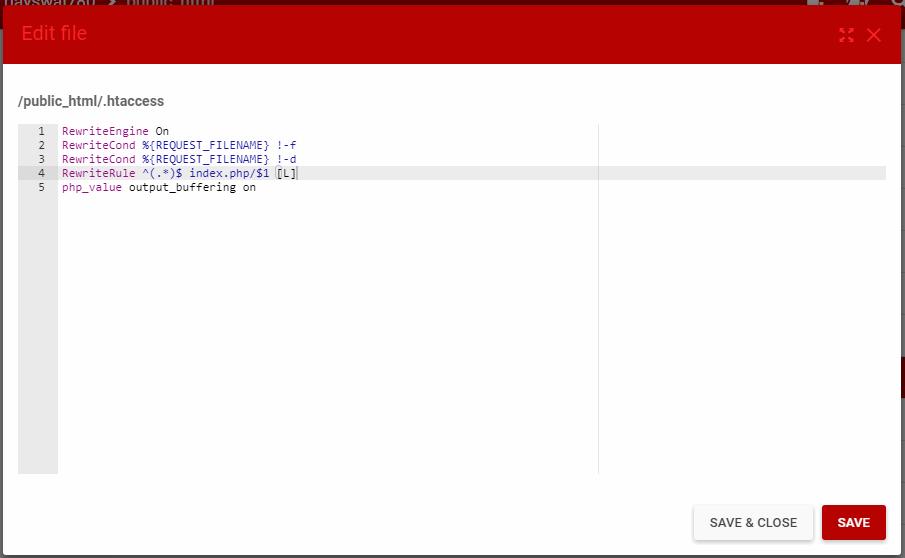 Message: Cannot modify header information - headers already