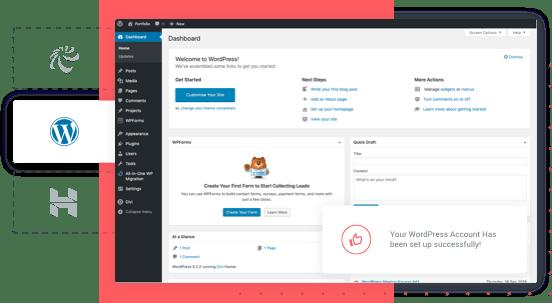 Free Wordpress Hosting Create Wordpress Website For Free